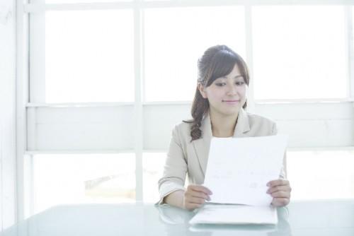 主婦のパート面接 履歴書を持参するときのマナー