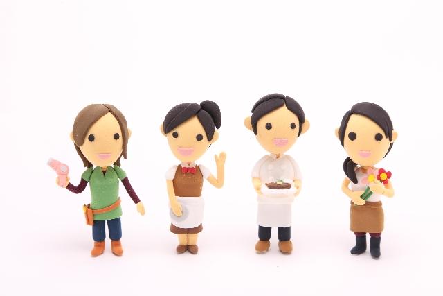 主婦に人気の短期パート